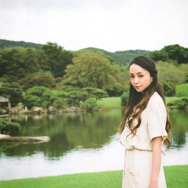 現在 安室 画像 奈美恵